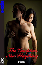 Vampire's New Plaything - cover