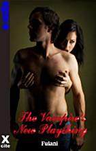 Vampire's New Plaything - cover