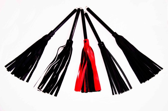 Selection of floggers