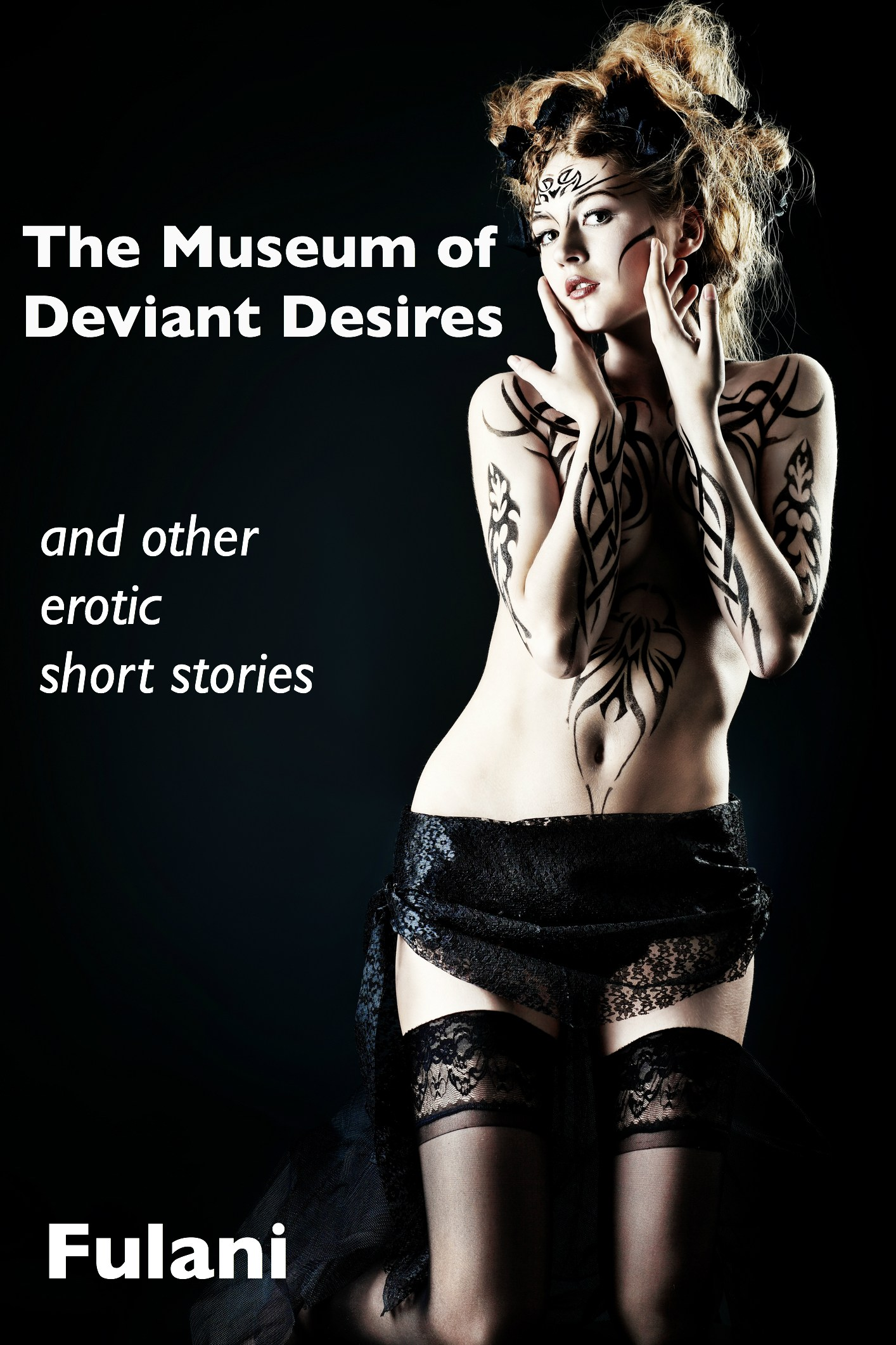 Museum of Deviant Desires cover