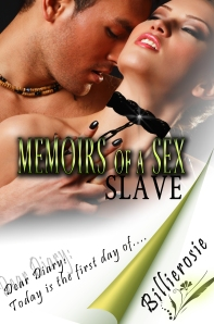 Memoirs of a Sex Slave, by billierosie - cover image