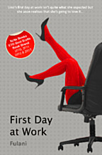 First Day at Work - revised cover
