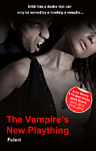 Vampire's New Plaything - revised cover